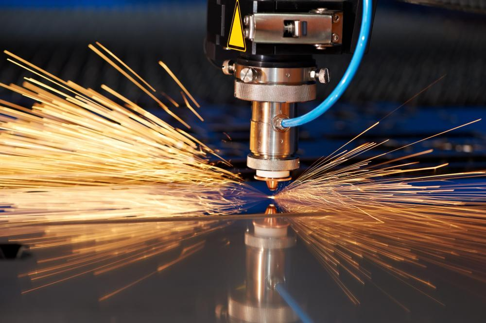 laser aluminum cutting machine