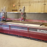 Suprema Waterjet