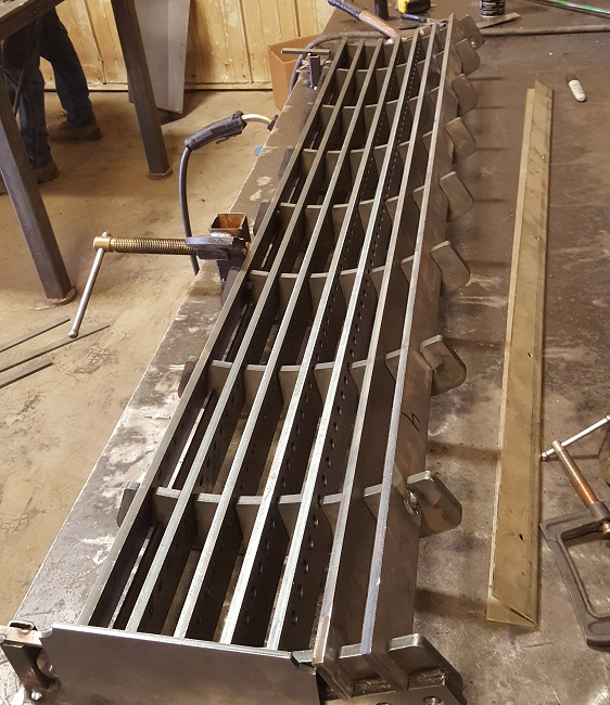 Metal Fabrication at Mississippi Laser in Milan, IL