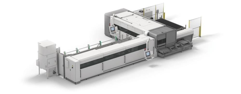 BLM-LC5 laser cutter